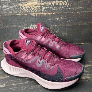 Nike Pegasus Trail 2 Dark Beetroot Size 8